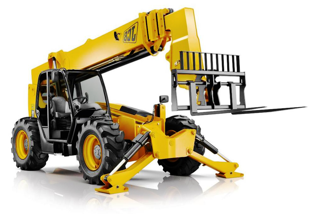Heavy Duty Fork Lift