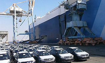 car transport australia
