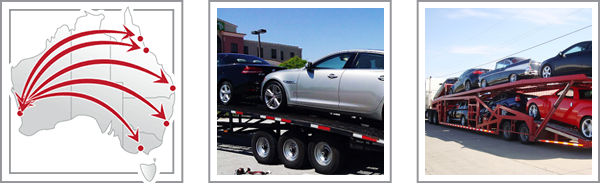 Interstate car shipping