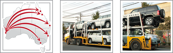 interstate transporation services