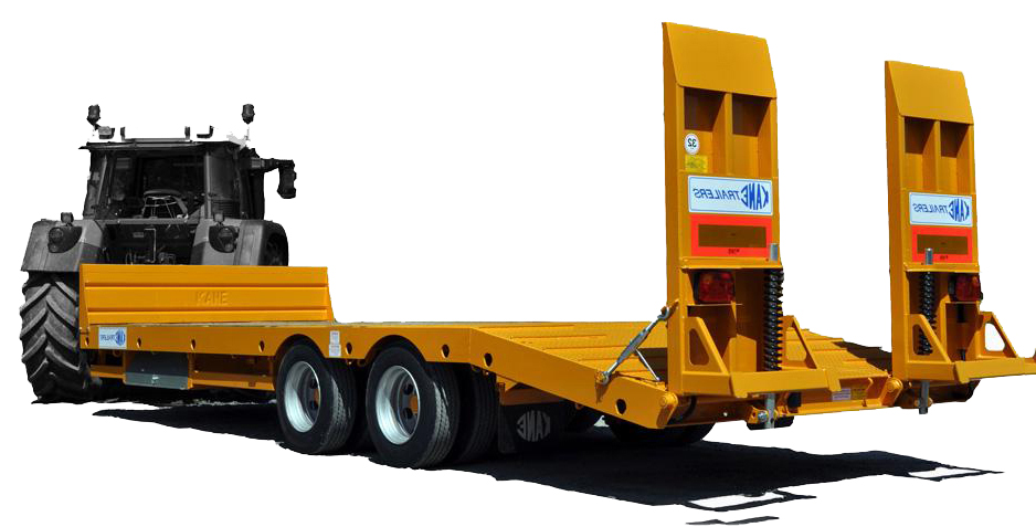 low loader transport services