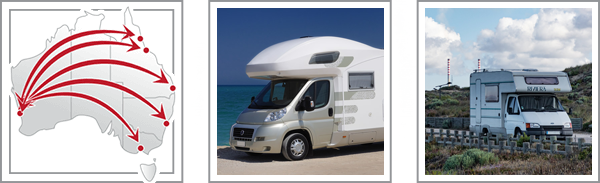 RV and Motorhome Transport Service